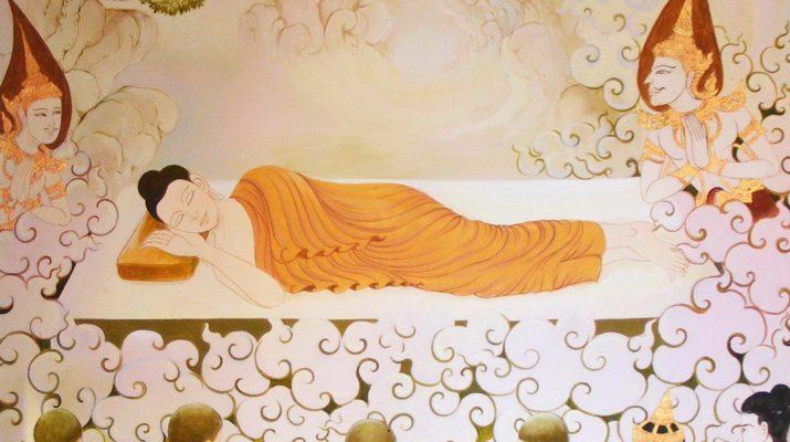 Buddha Parinibbana